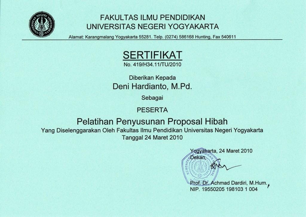 25. Sertifikat Pelatihan Penyususnan Proposal.jpg