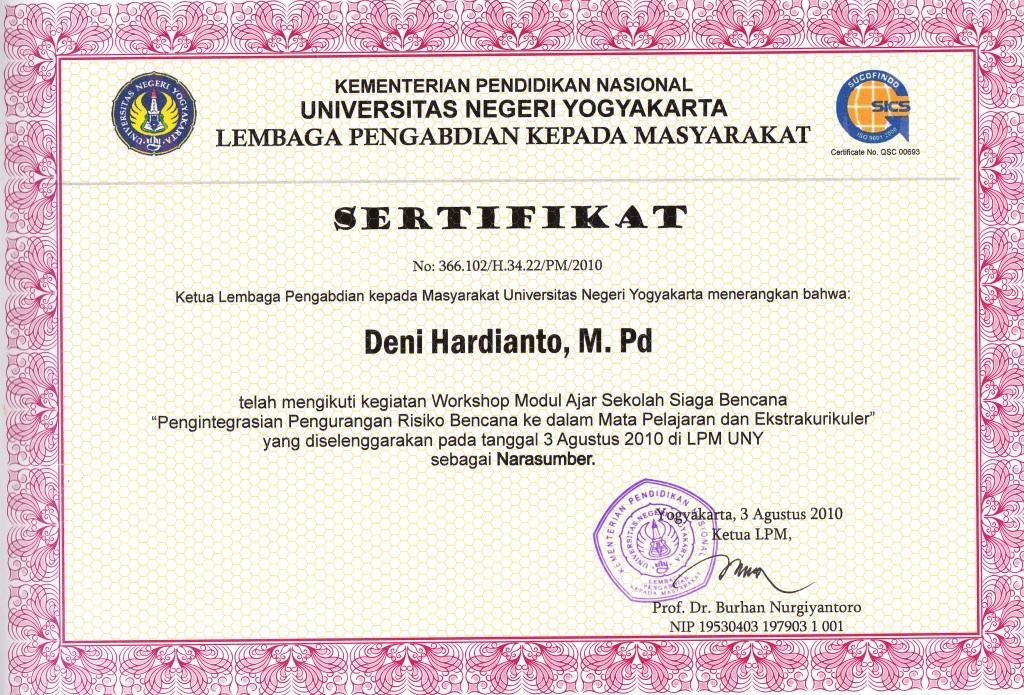 Deni Hardianto M Pd Staff Site Universitas Negeri Yogyakarta