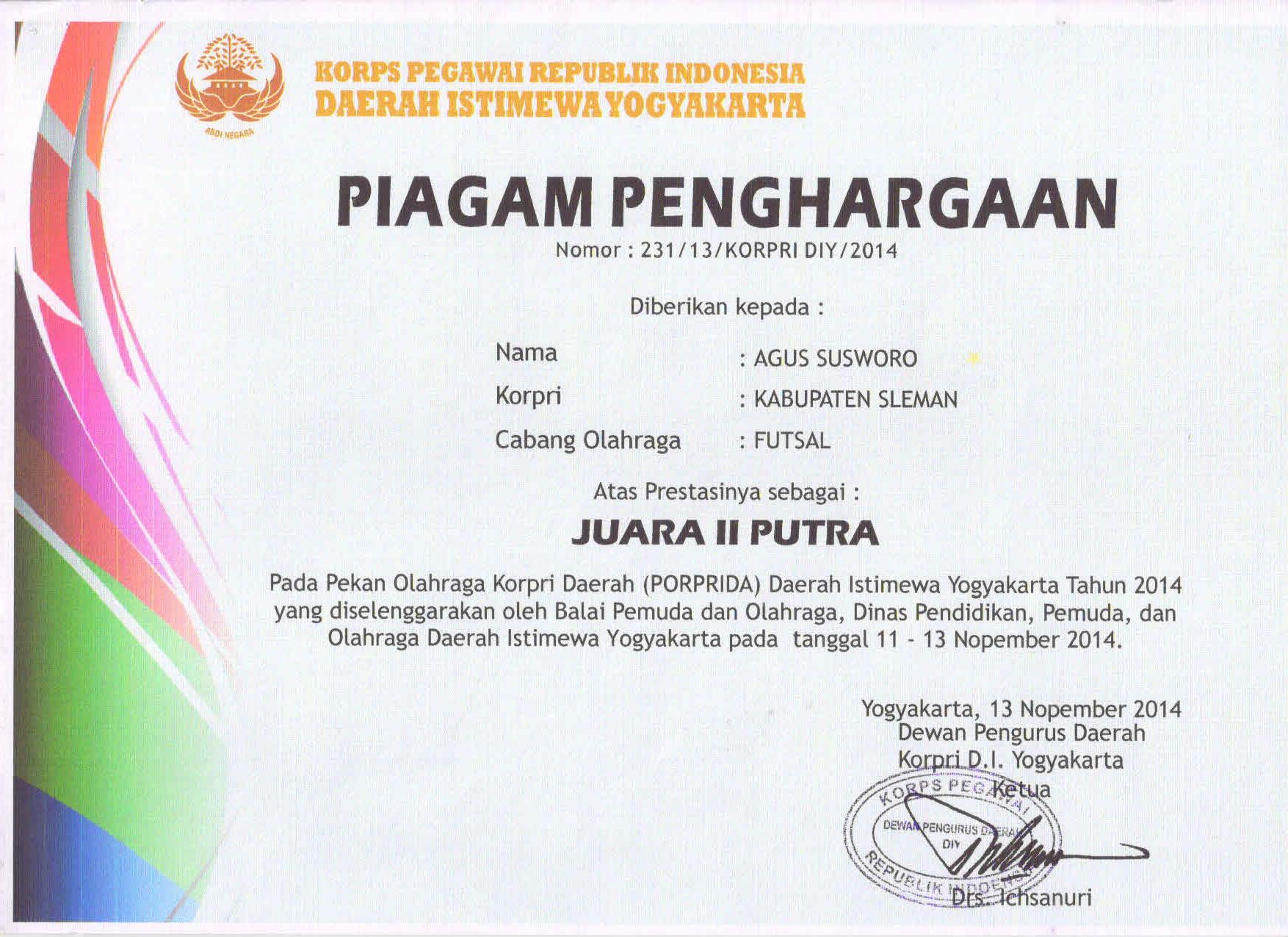 Pendidikan Olahraga | Staff Site Universitas Negeri Yogyakarta