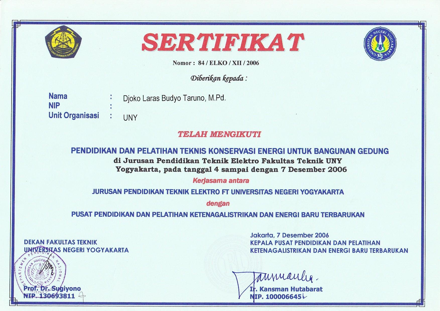 Pendidikan Teknik Elektro   Staff Site Universitas Negeri ...