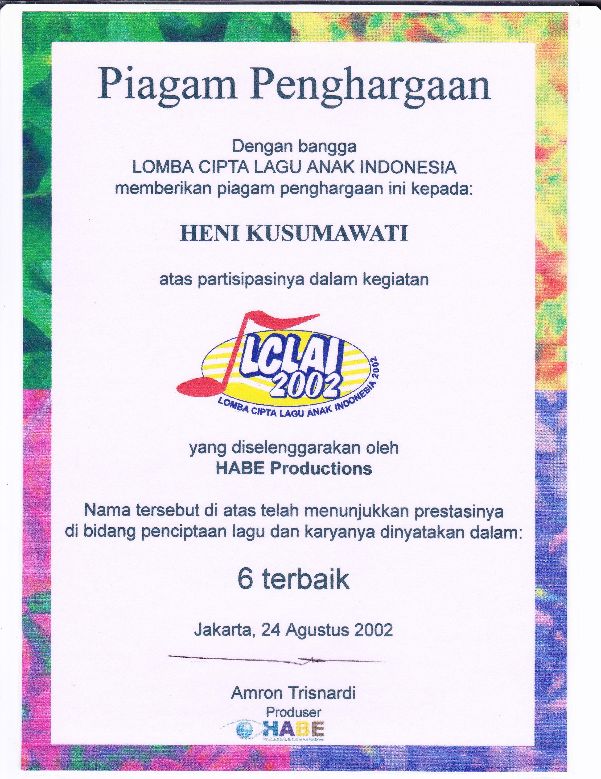 Dra Heni Kusumawati M Pd Staff Site Universitas Negeri Yogyakarta