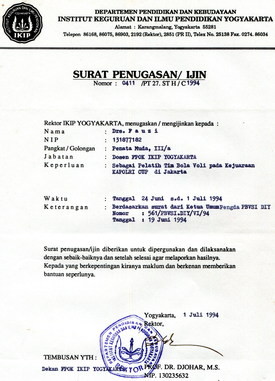 Drs. Fauzi, M.Si. | Staff Site Universitas Negeri Yogyakarta