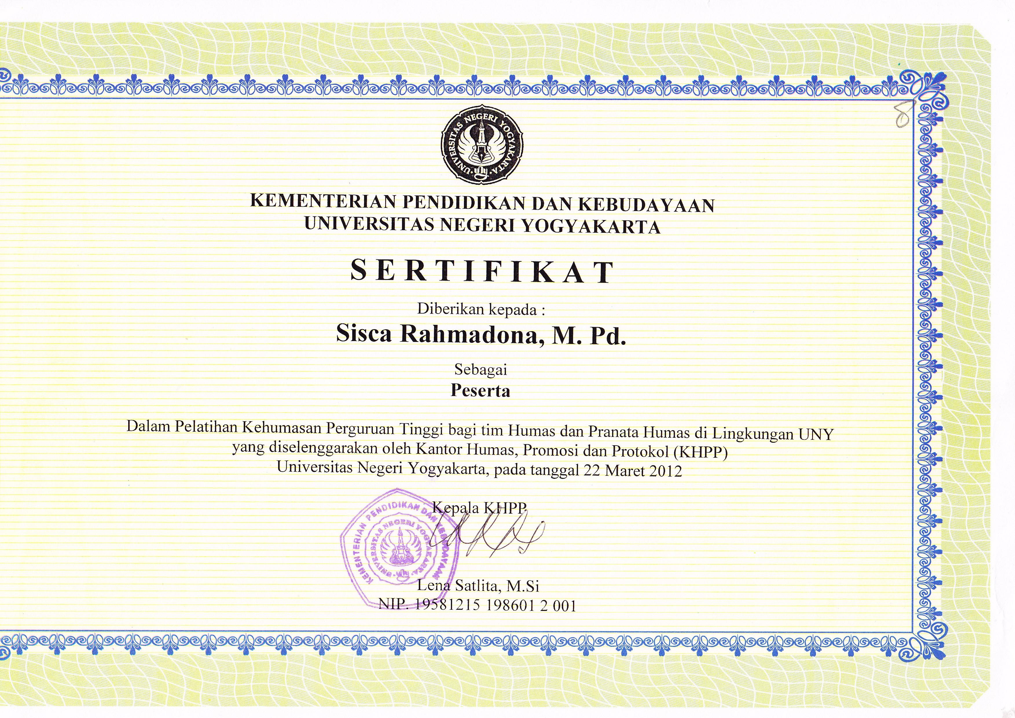 Kurikulum dan Teknologi Pendidikan | Staff Site Universitas Negeri ...